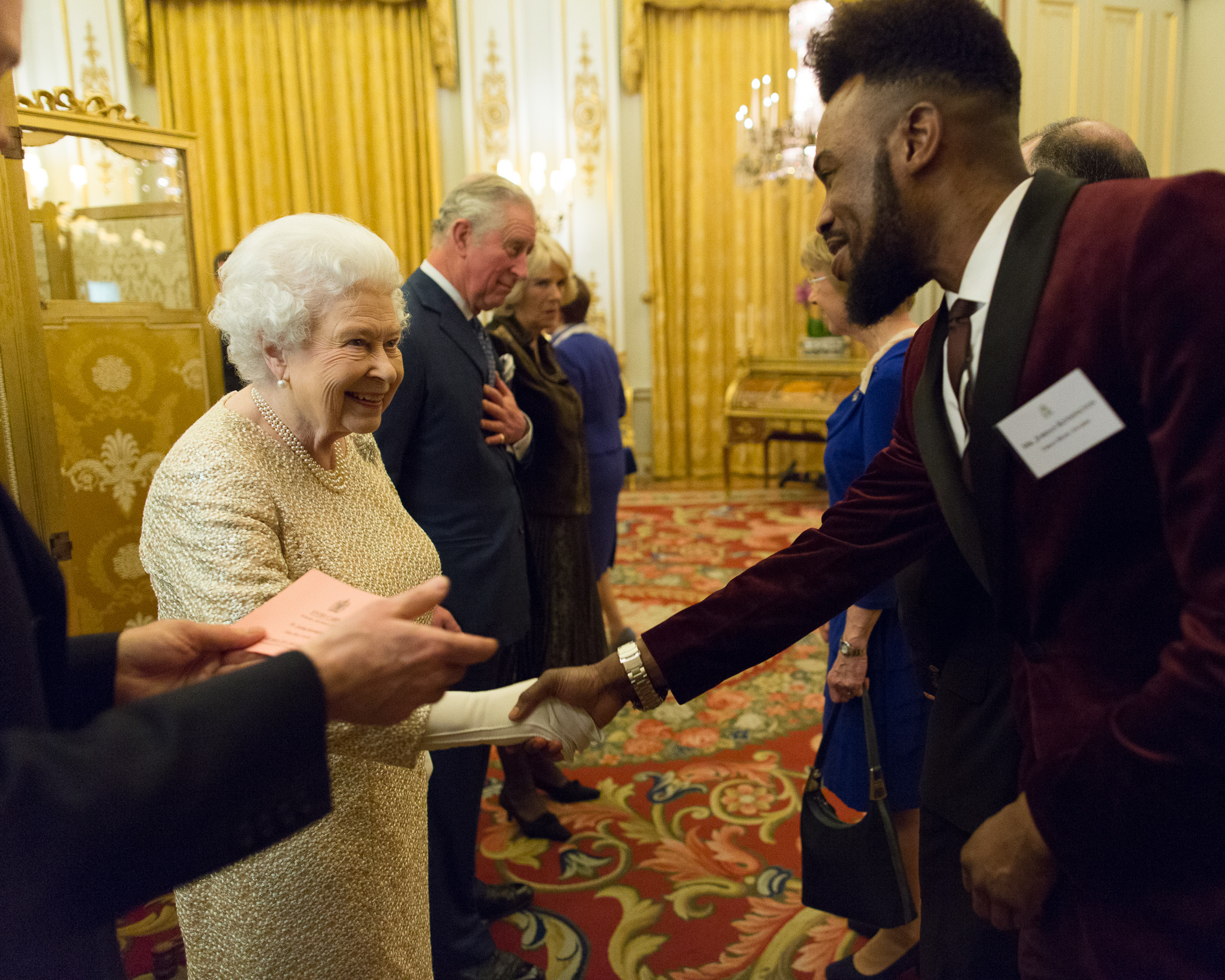 Our CEO of Invincible Group, Jordan Kensington honoured by Queen